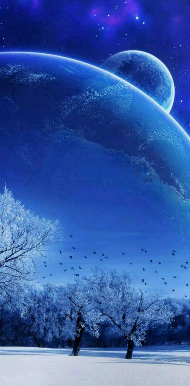 Bule Universes