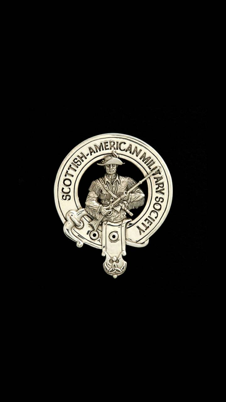 SAMS Cap Badge