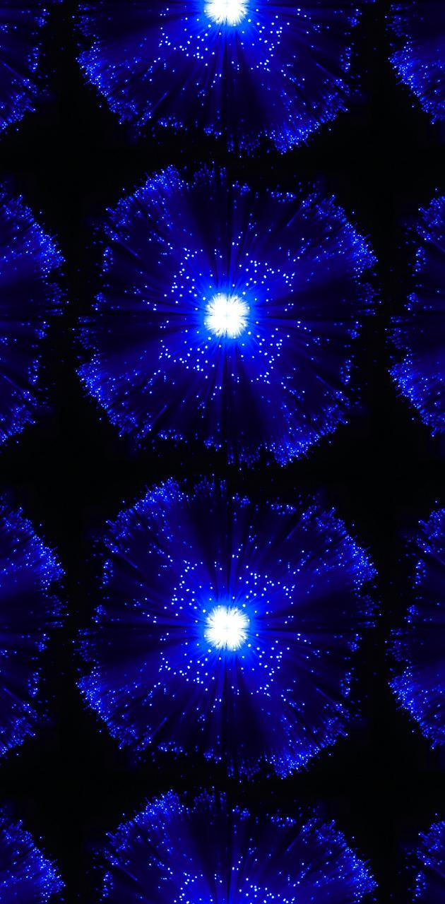 Blue nova block