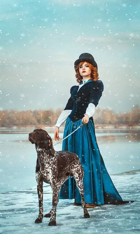 Beauty N the Dog