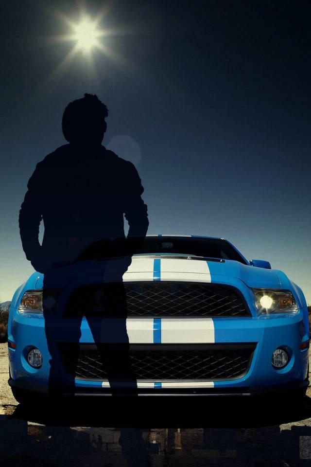Rockstar Rj Mustang