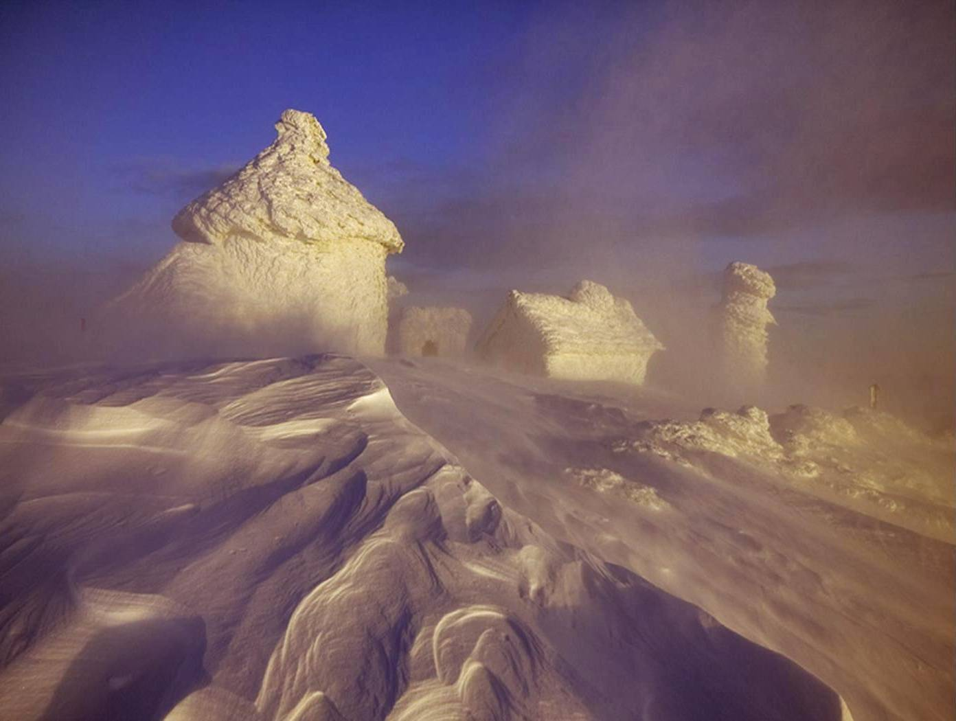 Snezka Snow