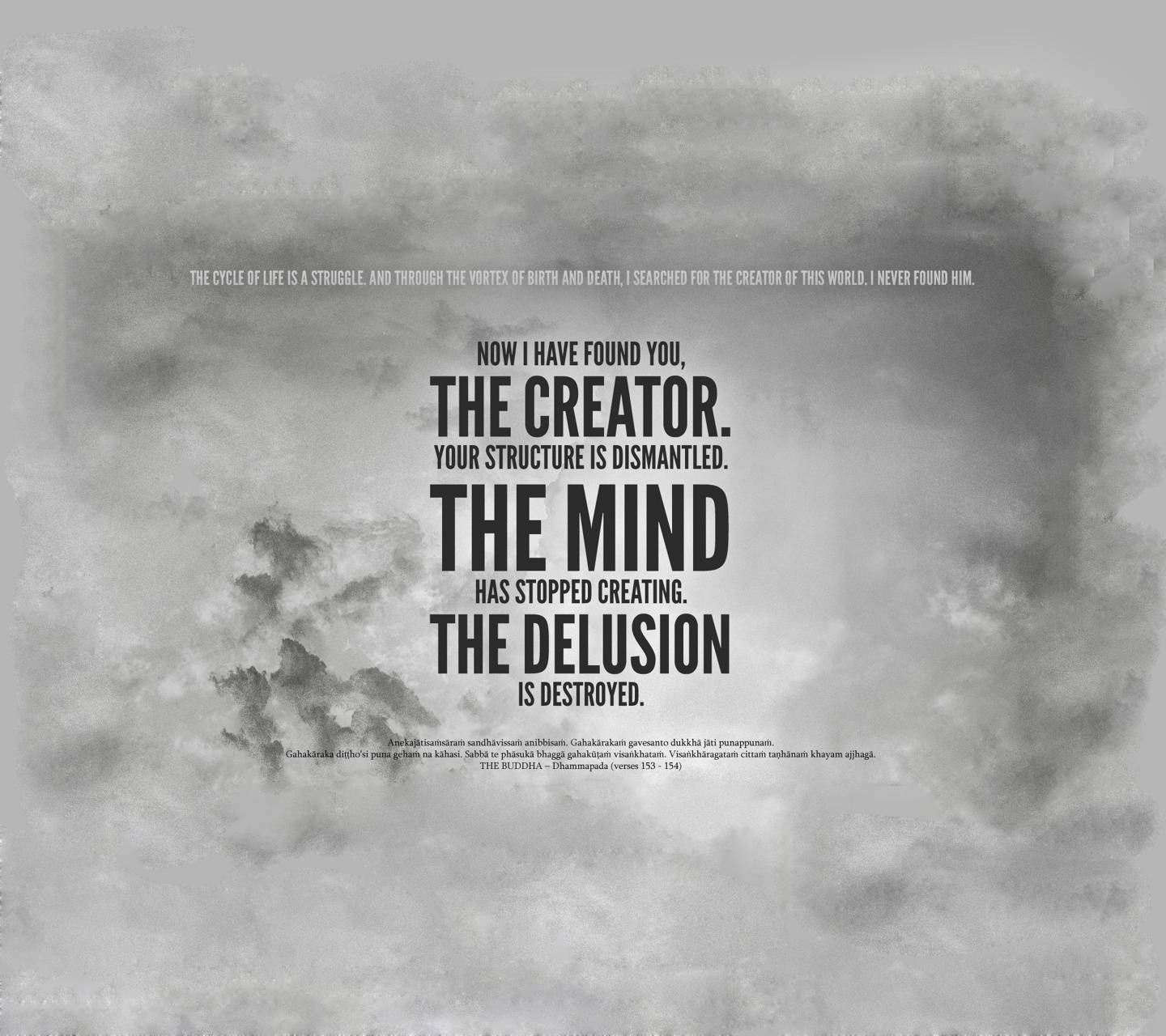 Mind is Delusion
