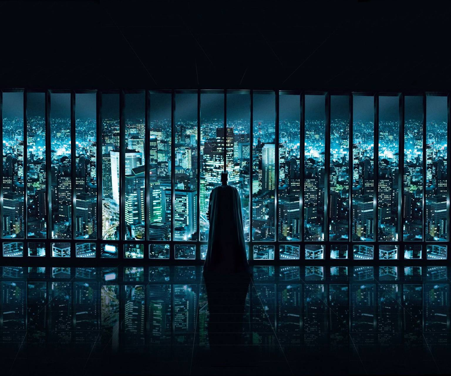 Batman Watching