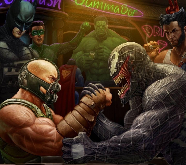 Bane Verus Venom