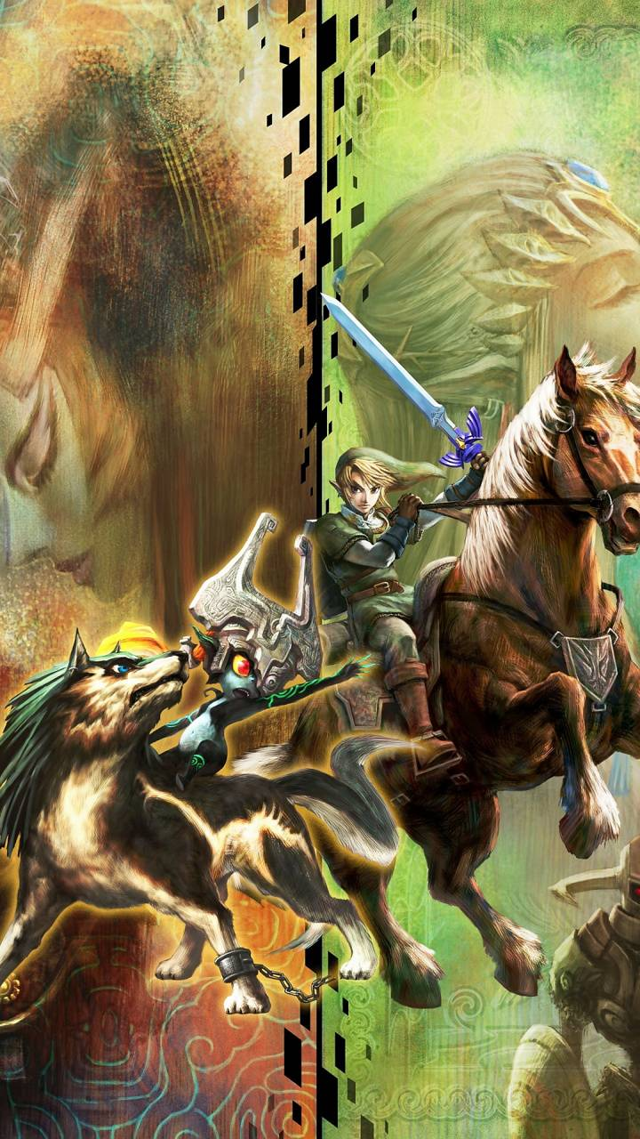Twilight Princess Wallpaper By Dljunkie 4a Free On Zedge
