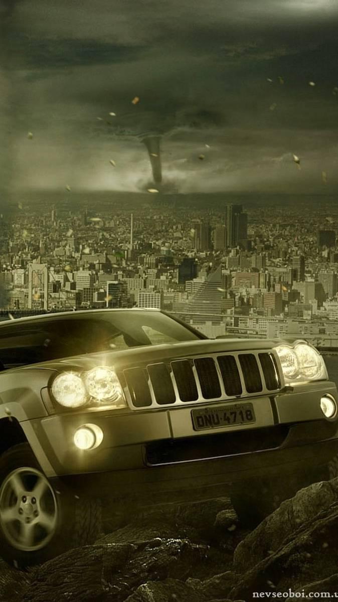 Jeep Tornado