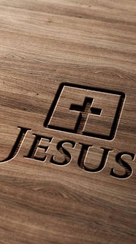 Jesus Cross Wood