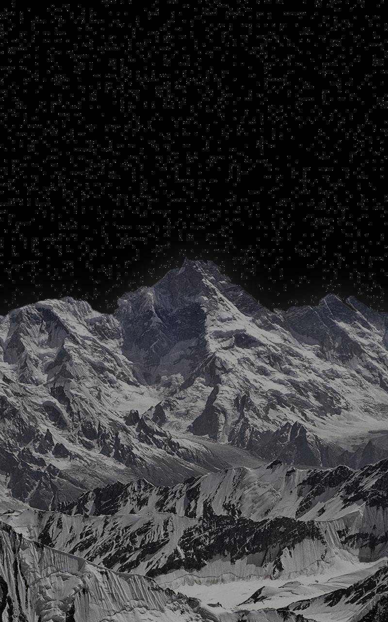 night in the everest