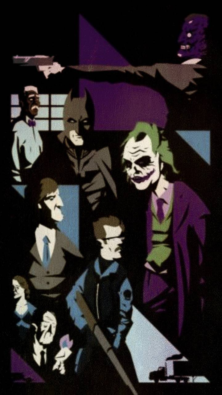 Dark Knight Comic