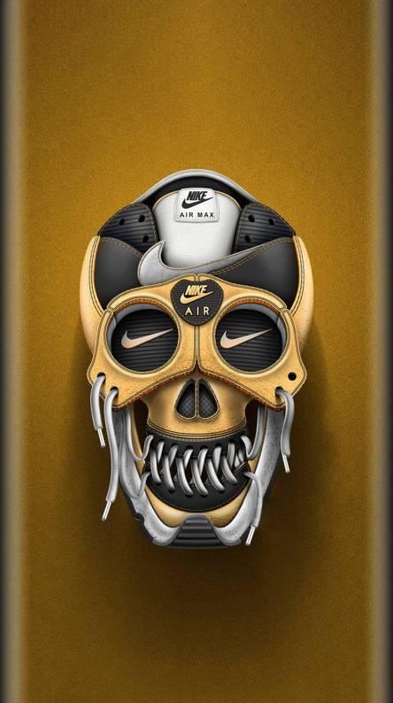 Nike Skull
