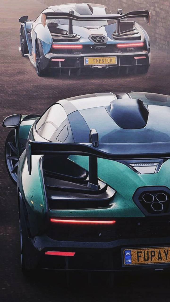 Double Senna