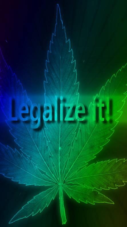 Cannabis legalize it