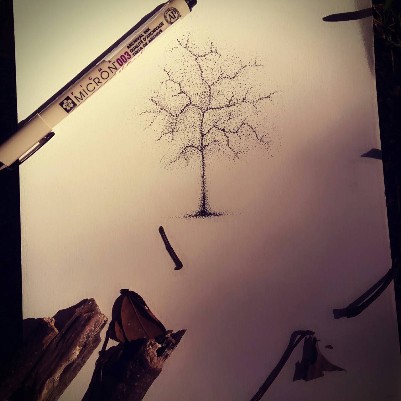 Tree of ashes