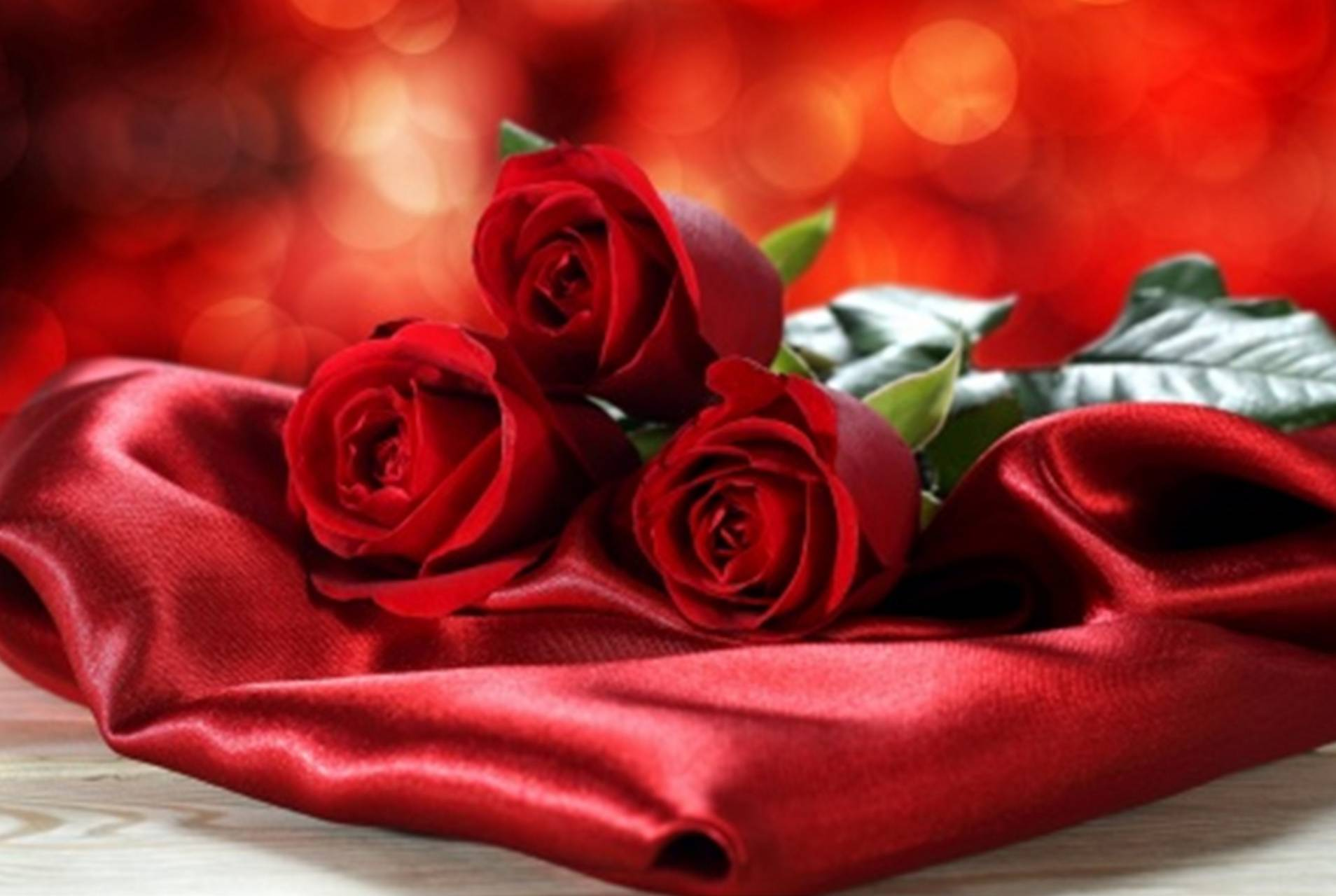 For u Red Rose