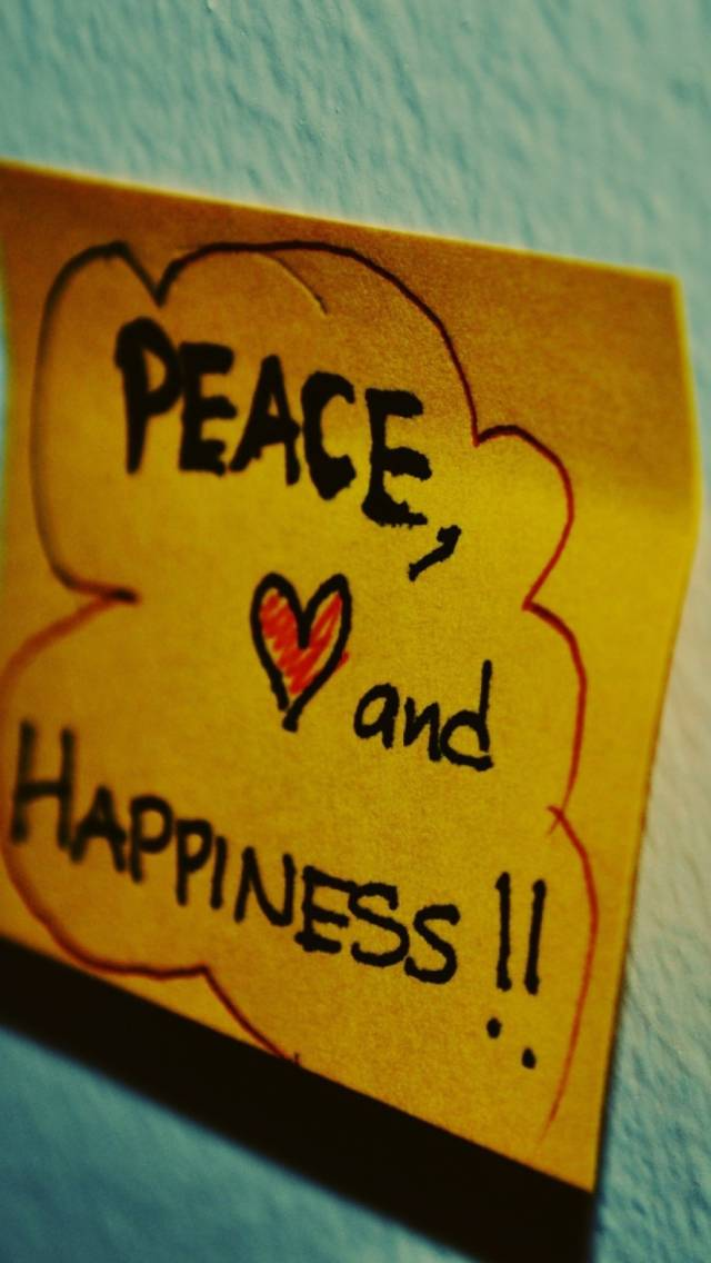 Peace Love And Happi