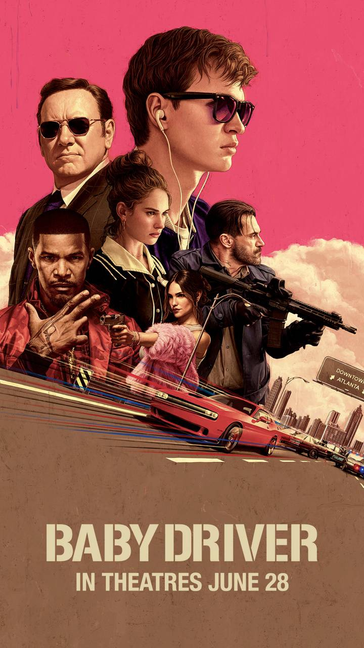 BABYDRIVER Cast 1080