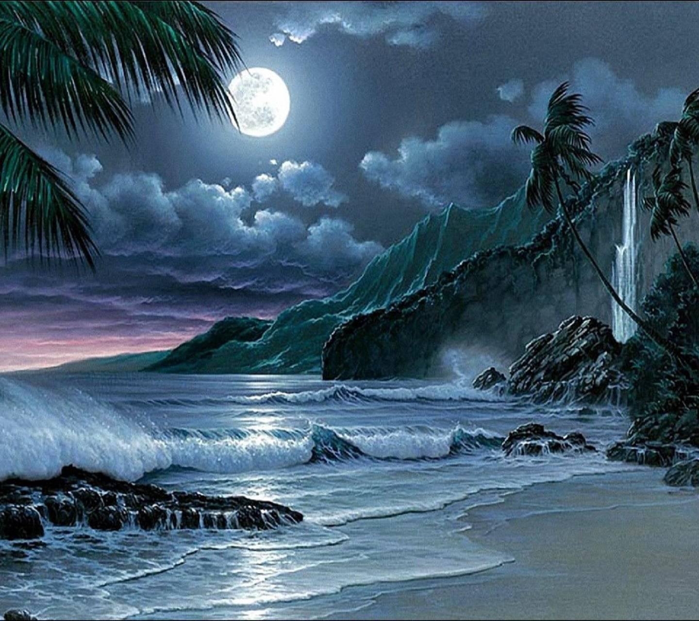 moon night hd