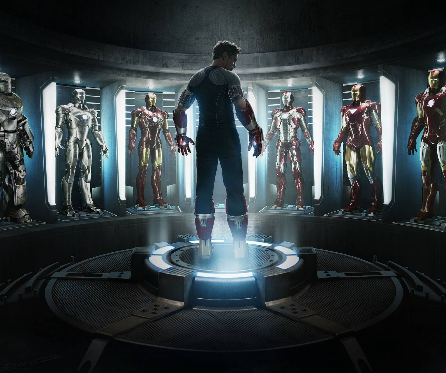 Iron Man 3 By Sya