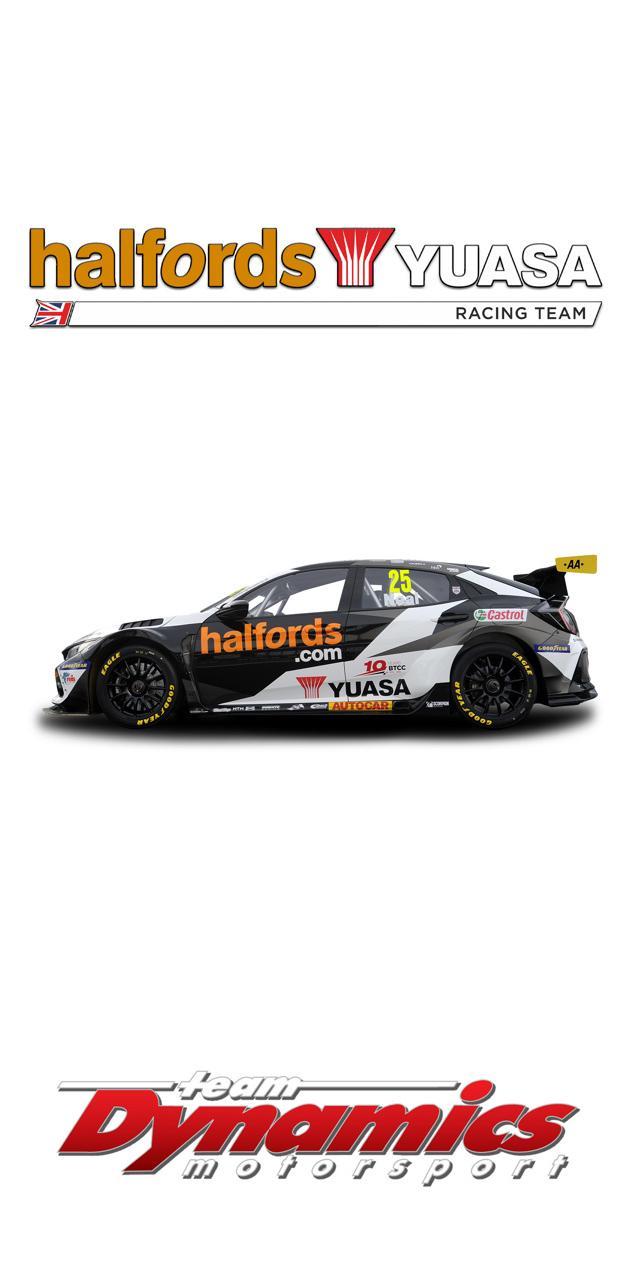 BTCC Honda Racing