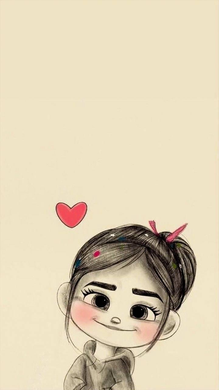 Cartoon Love Wallpaper By Dankandroid 2e Free On Zedge
