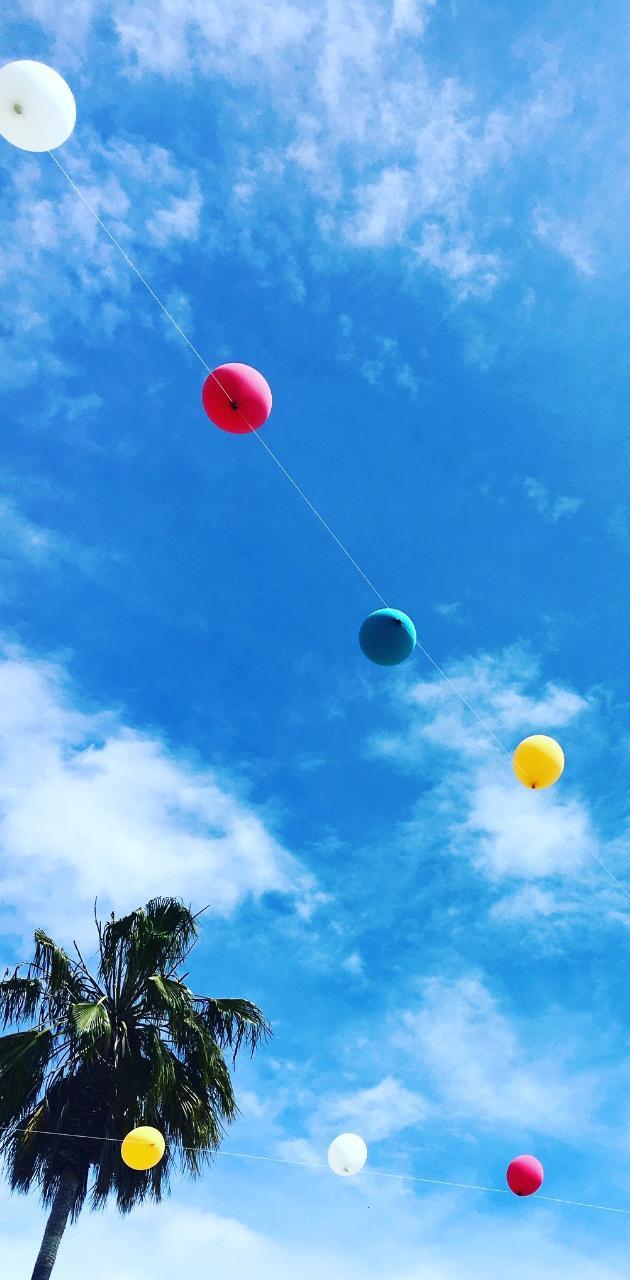 Ballon sky