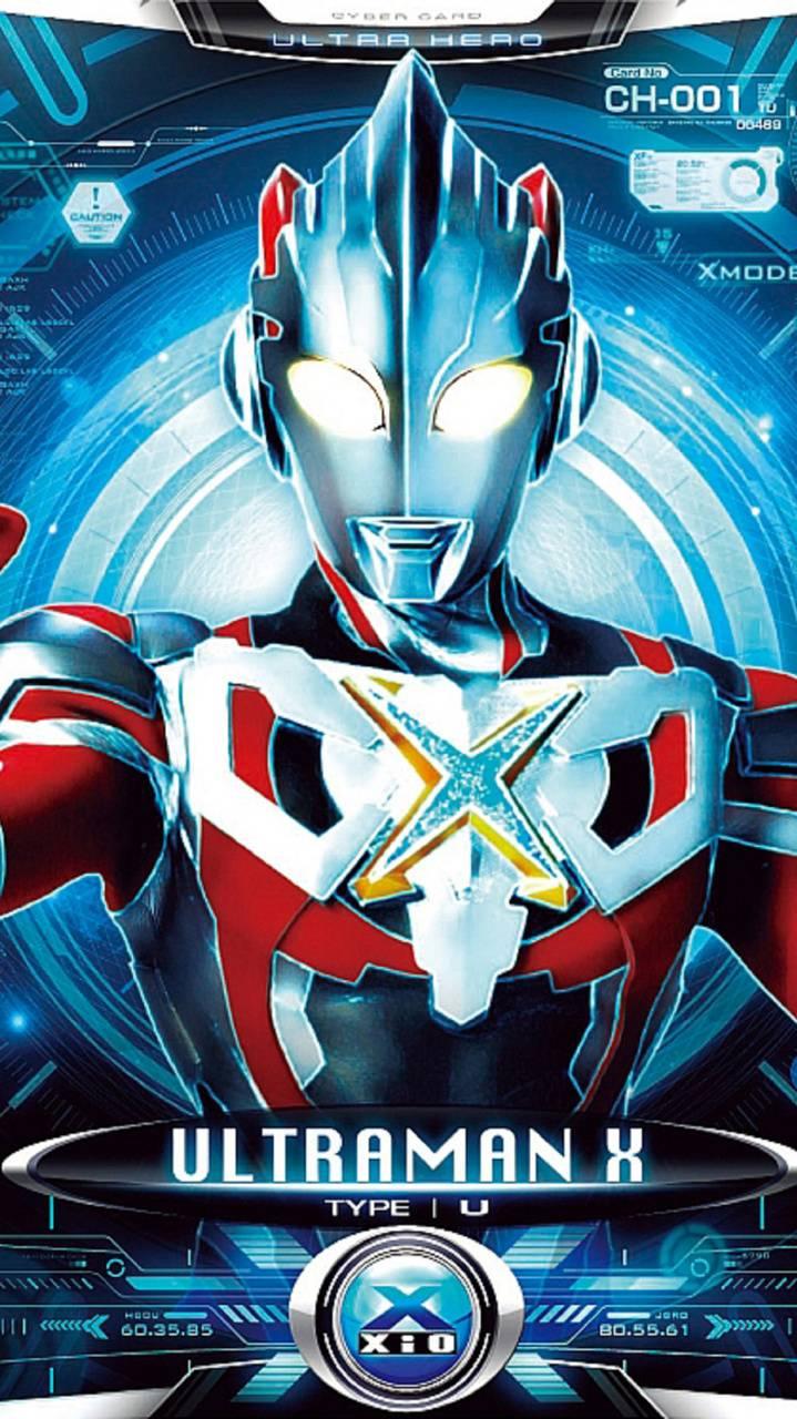 Ultraman X Wallpaper By Zakum1974 41 Free On Zedge
