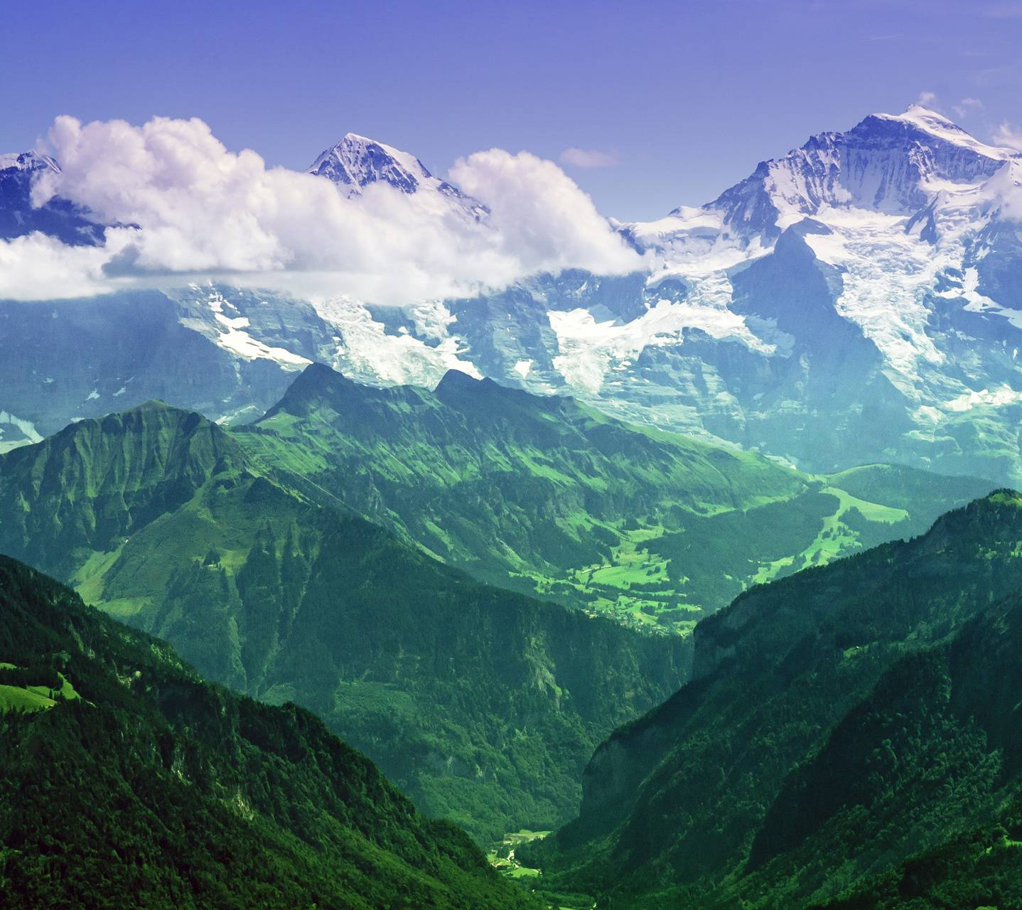 The Mighty Jungfrau