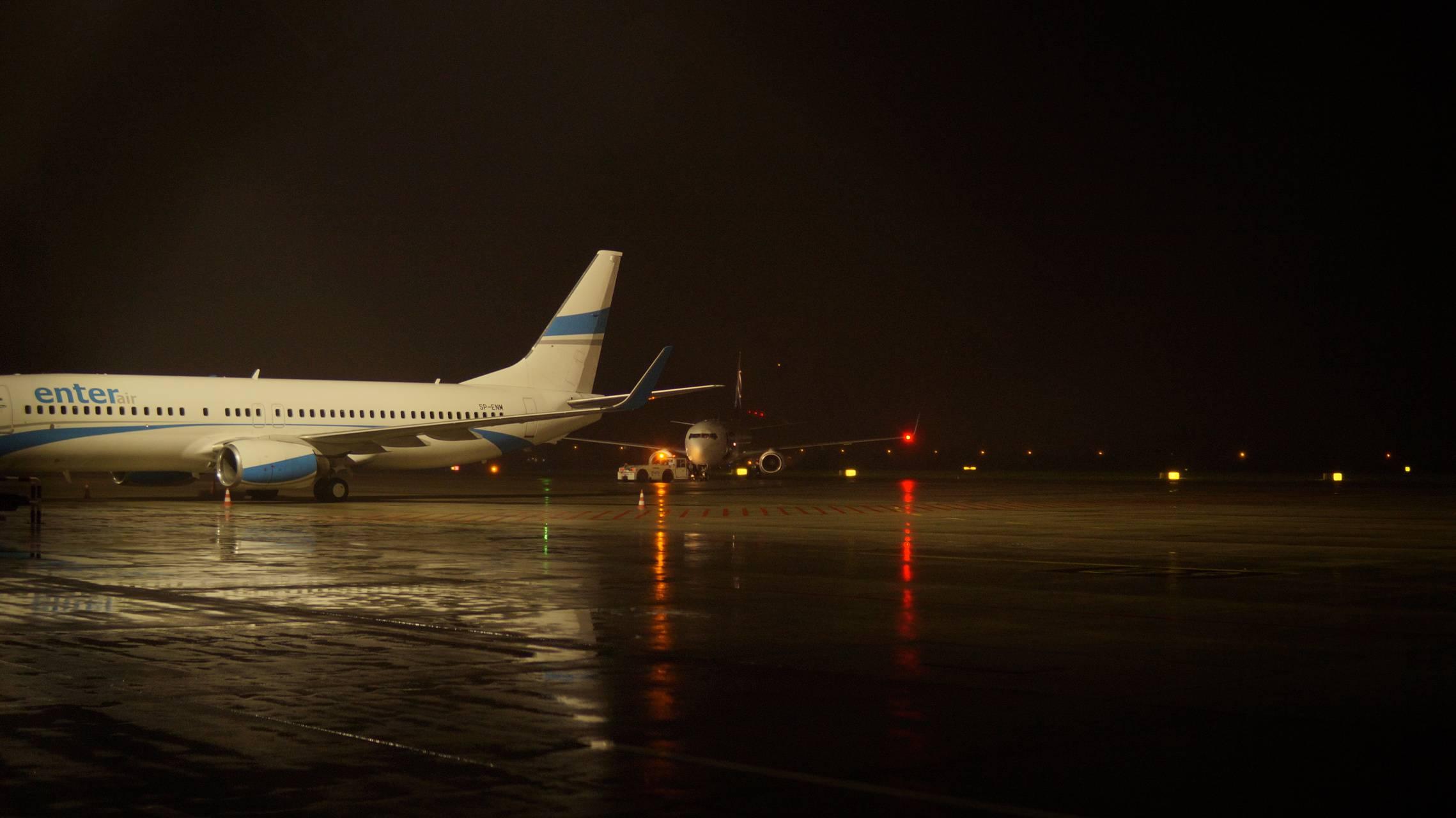 Lot plane