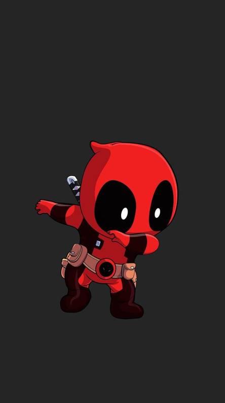Deadpool Dab