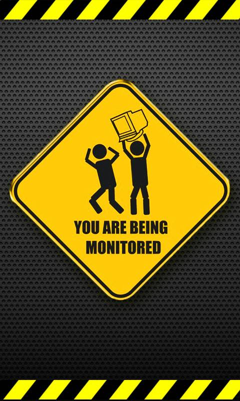 warning monitor