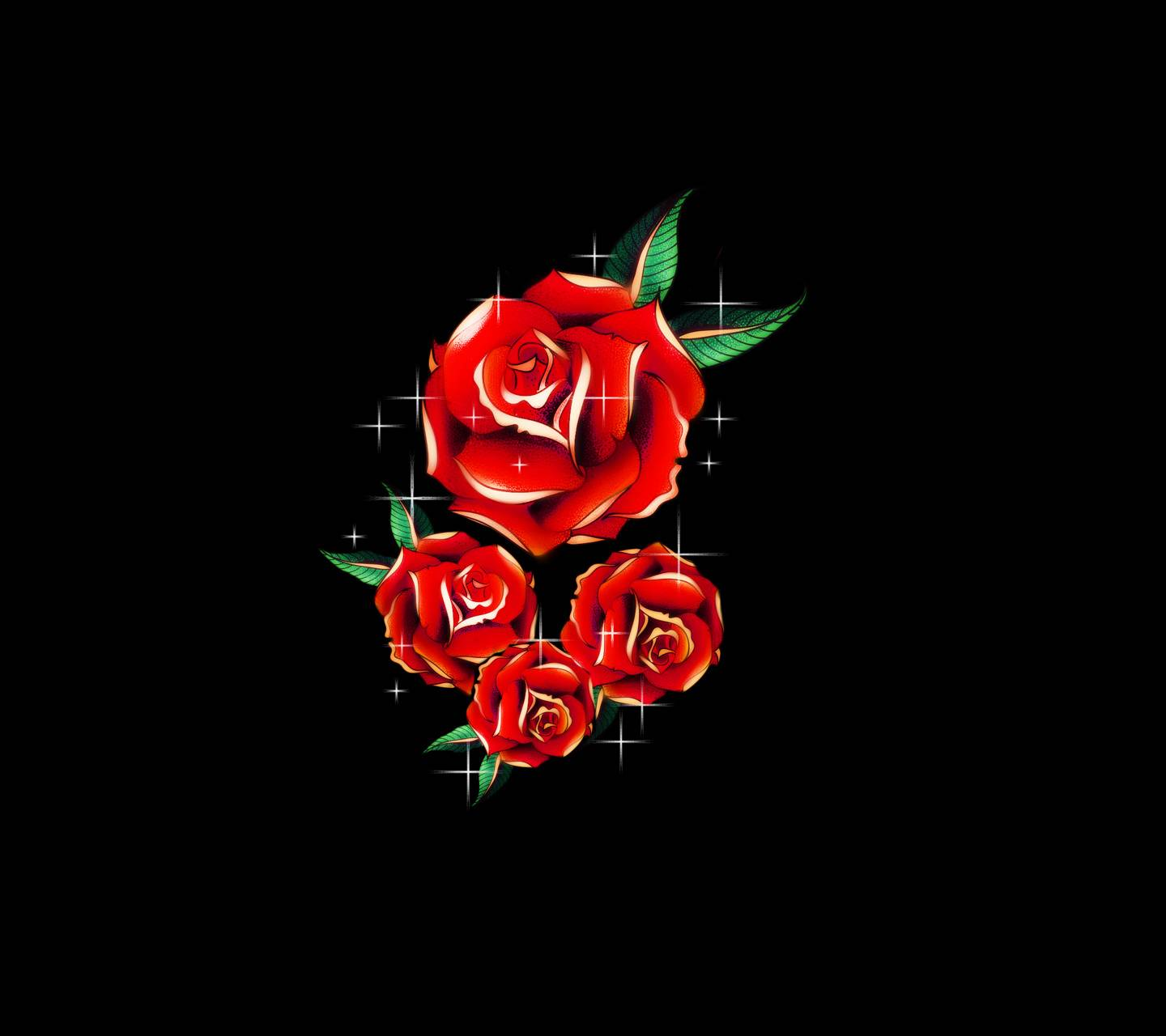 Some Roses 4