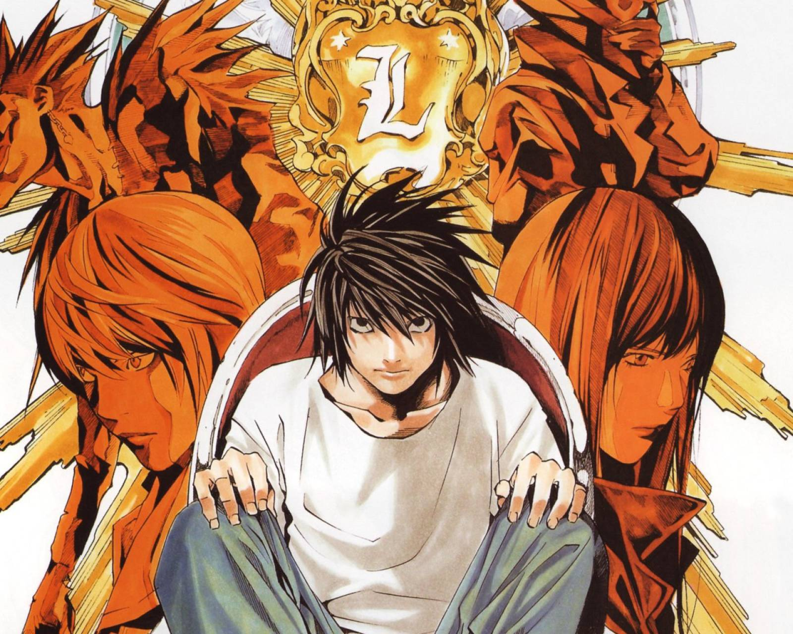 Death Note L wp