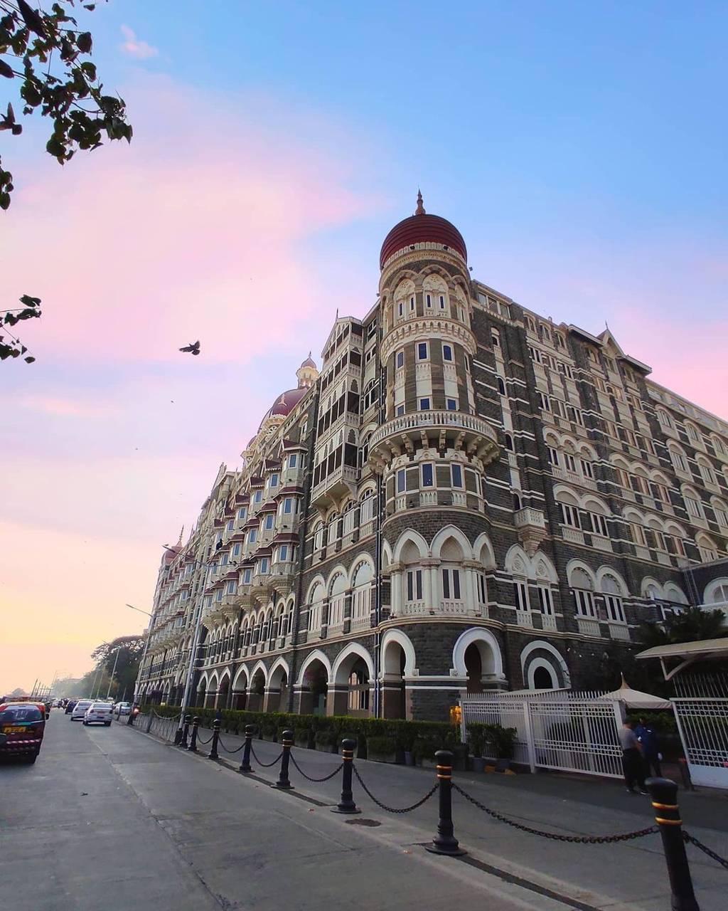 Mumbai Taj Hotel