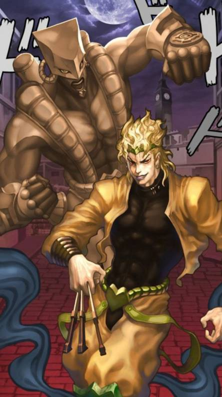 Jojo dio wryyy Ringtones and Wallpapers - Free by ZEDGE™