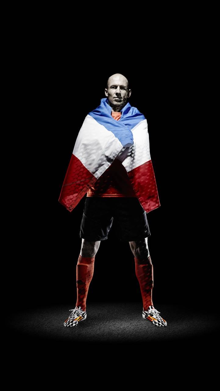 Robben Netherlands