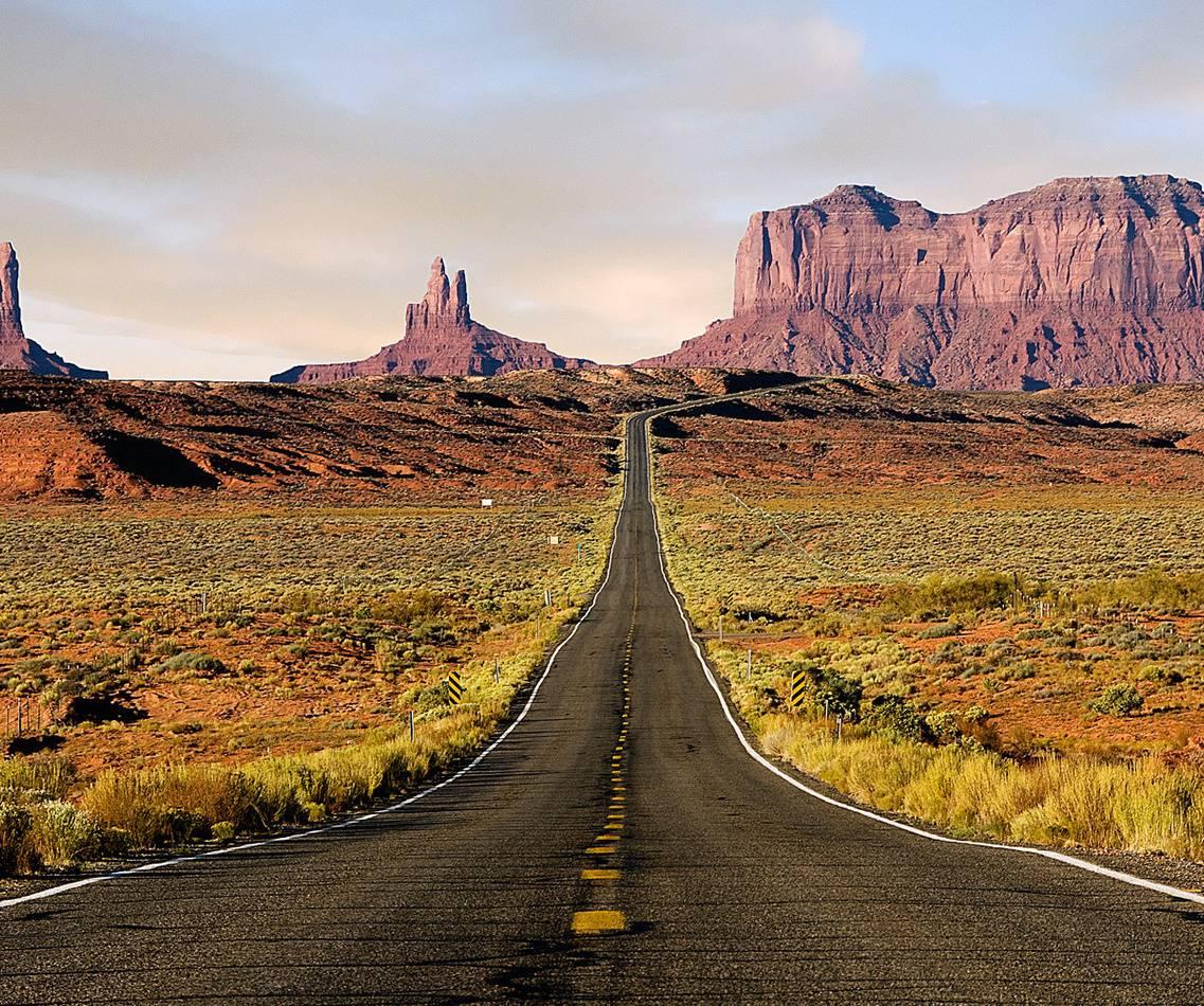 Beautiful Road Hd