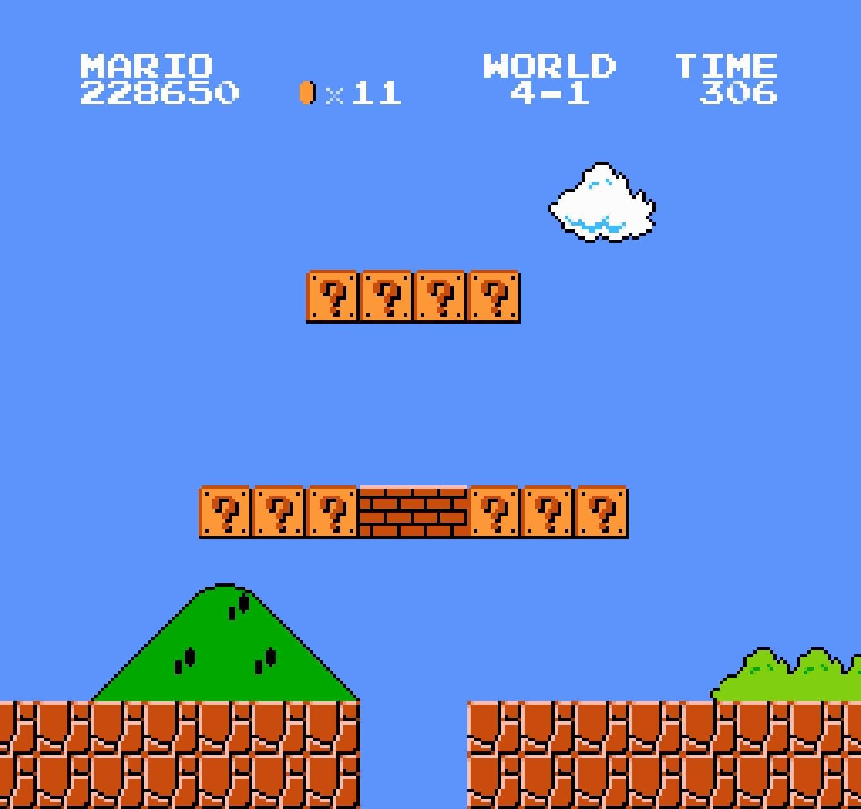 world 4 level 1
