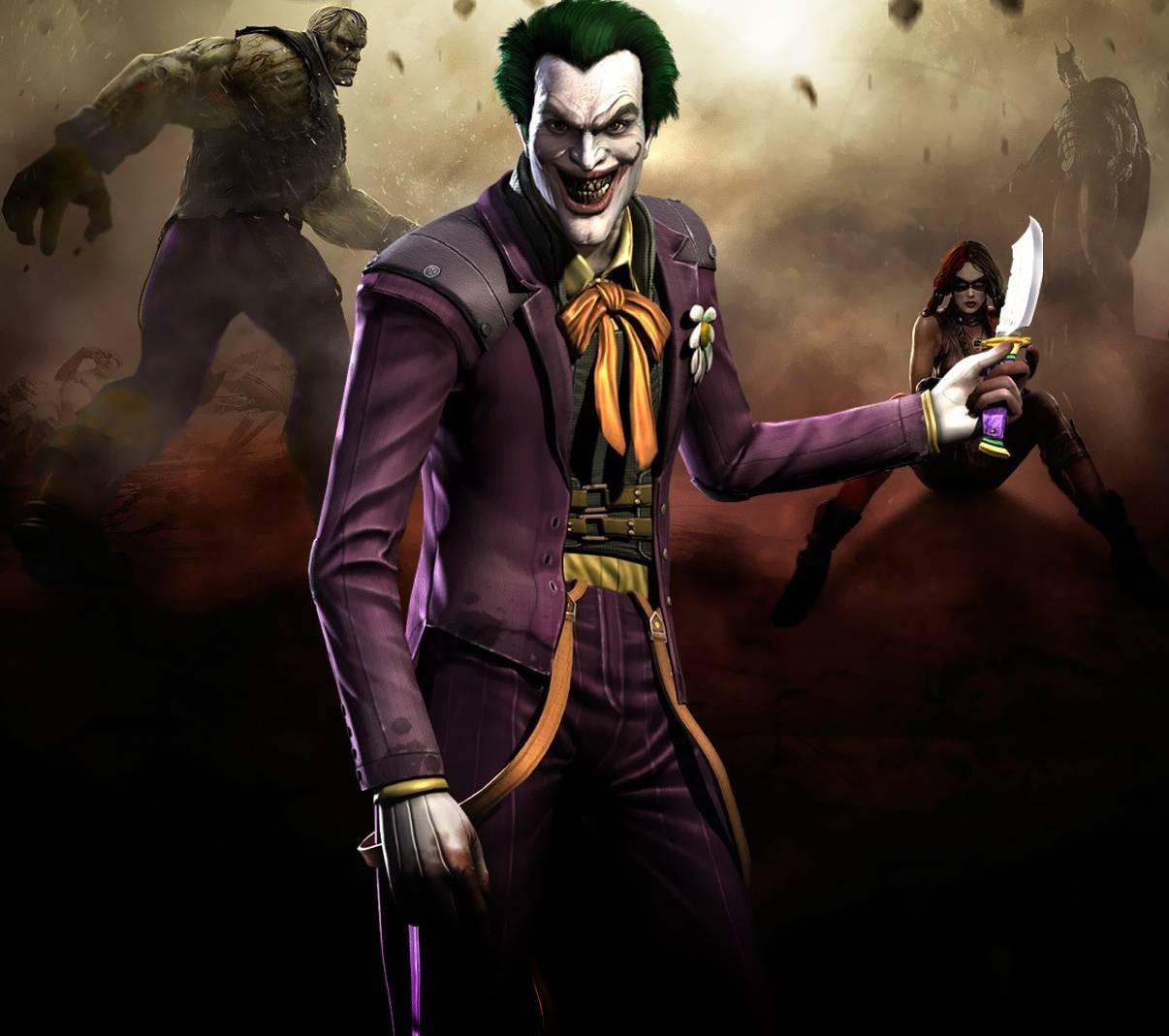 Injustice - Joker