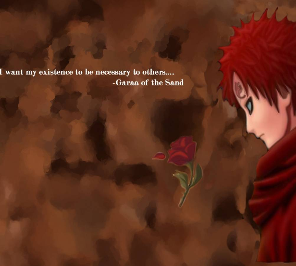 Gaara Of The Sand Wallpaper By Cynicpsycho 0f Free On Zedge