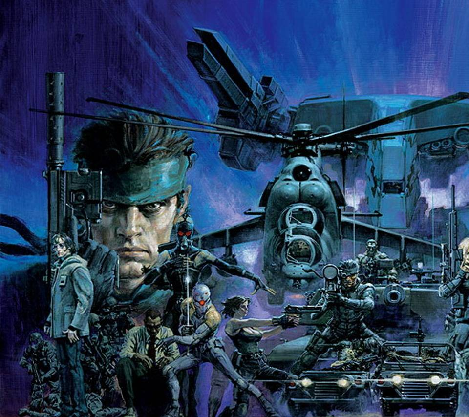 Mgs Twin Snakes 1st