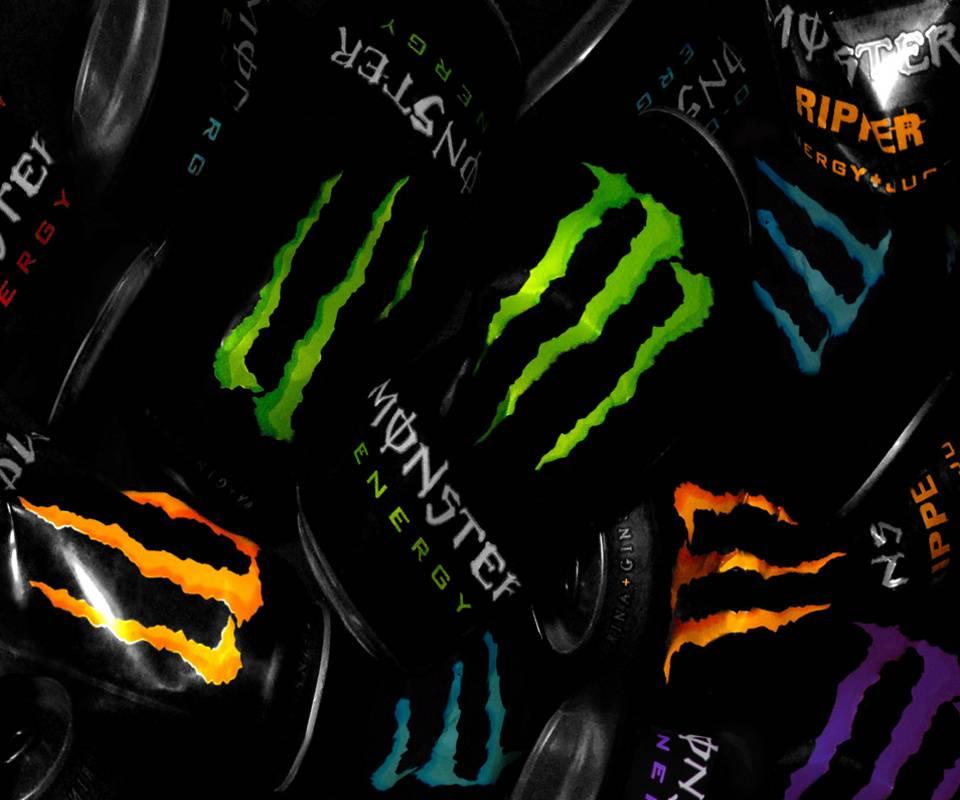 Monster Drink Up