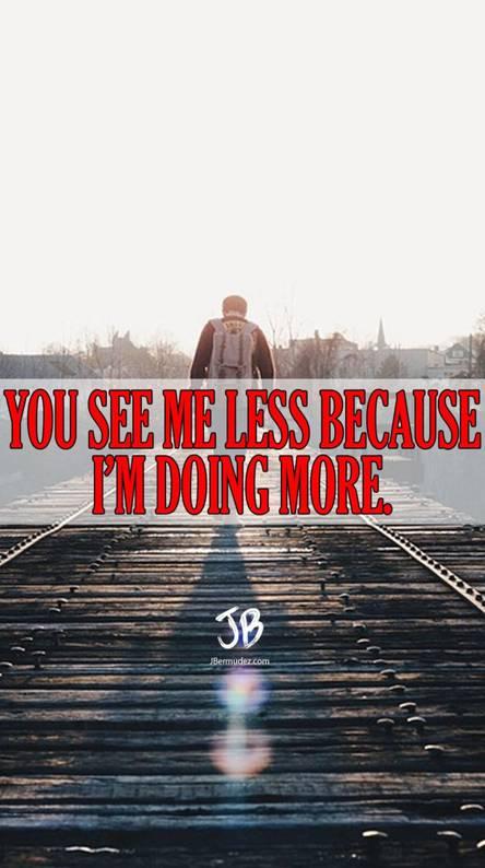 U See Less