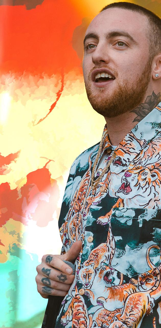 Mac Miller Rapper 4k