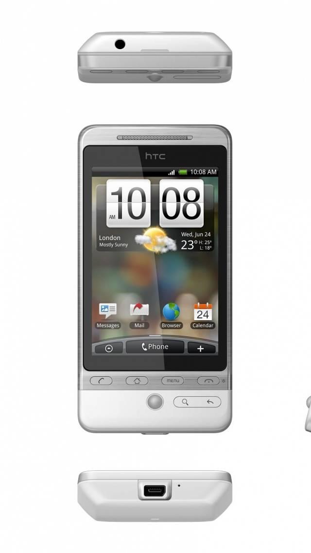 Htc White Phone