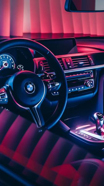 BMW M4 Interior