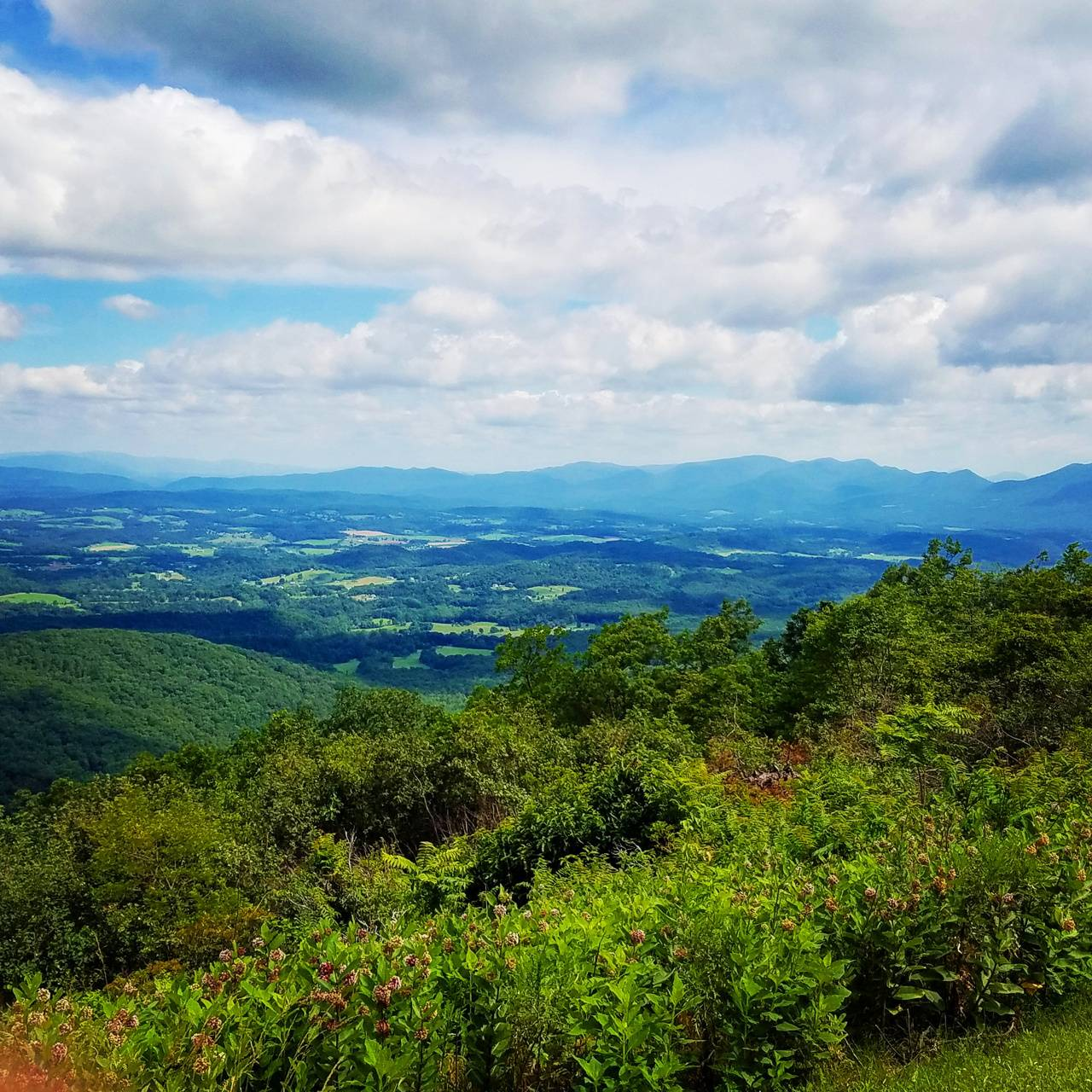 Big Sky  Blue Ridge