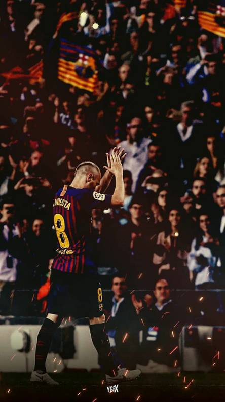 Iniesta Wallpapers Free By Zedge