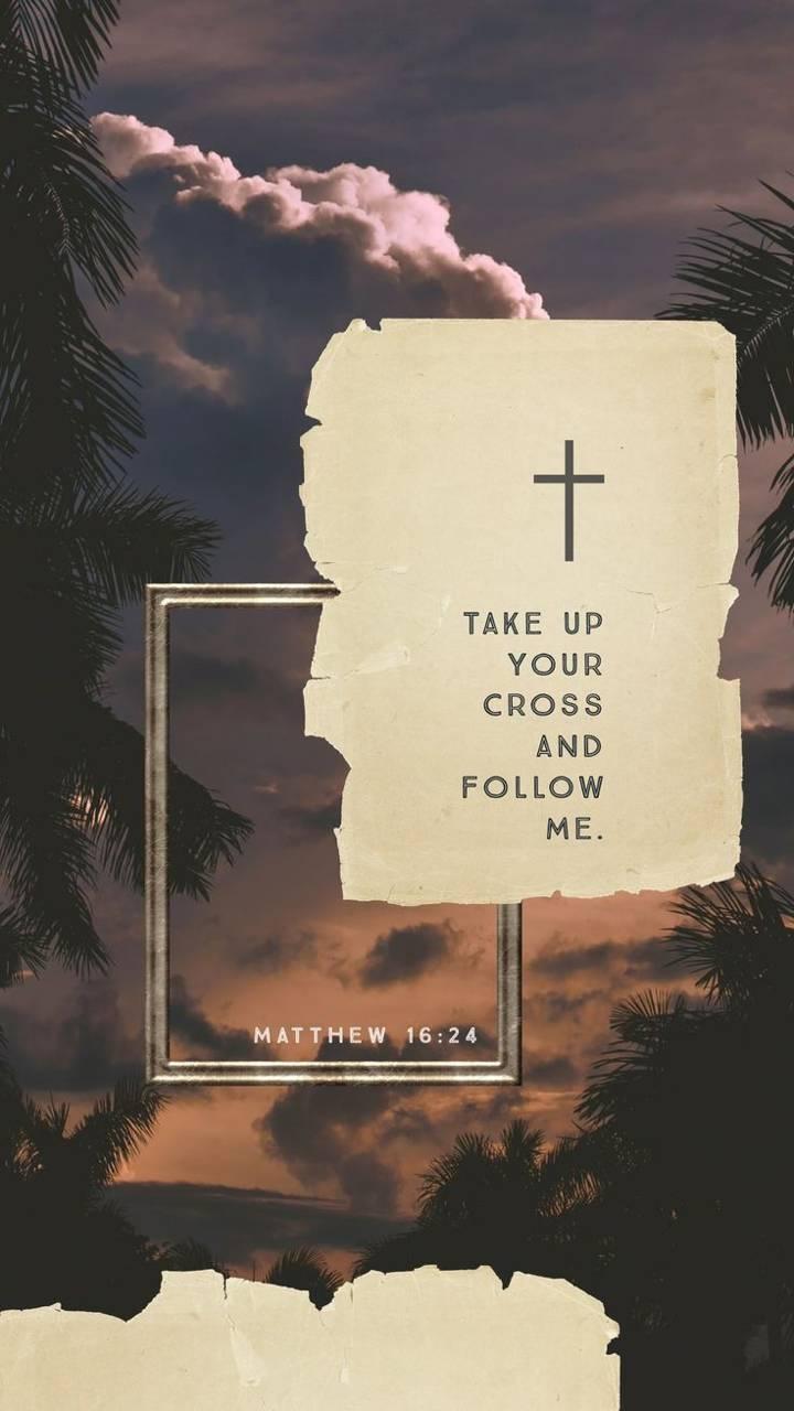 Take up ur cross