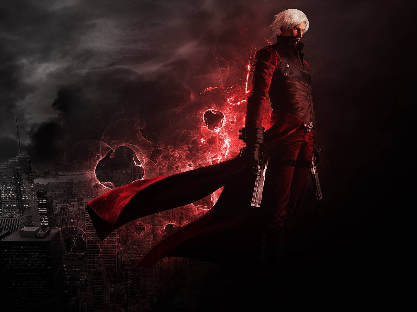 Devil May Cry Wallpaper By Kero2011 05 Free On Zedge